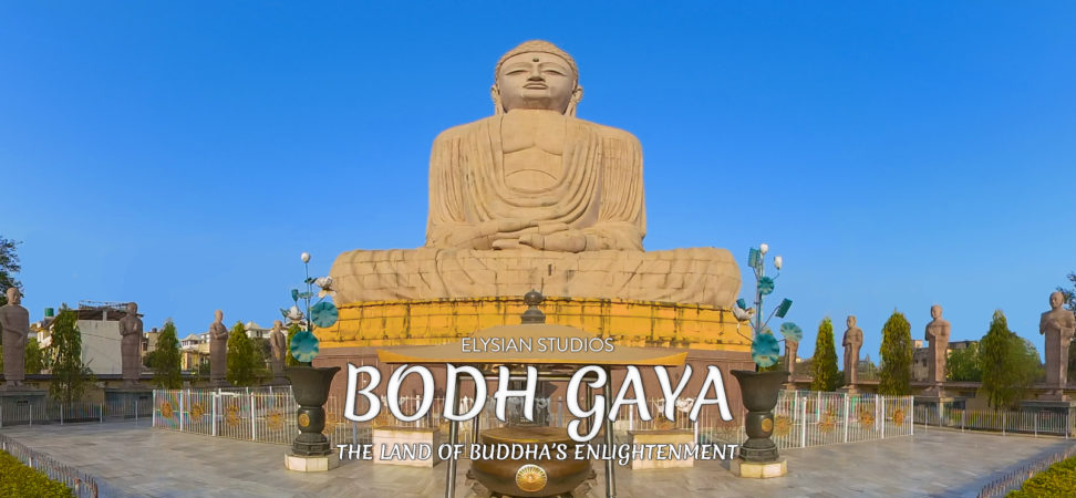 Bodh Gaya | The Land of Buddha's Enlightenment poster